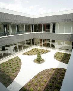Centro de Salud de Nájera ICM Ingeniería 1