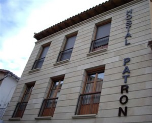 ICM Hostal Patrón en Castañares Rioja