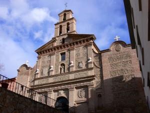 ICM Iglesia San Francisco Cofradía Vera Cruz