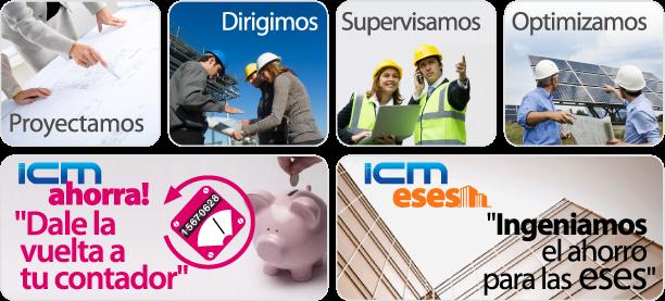 icm proyectos ingenieria