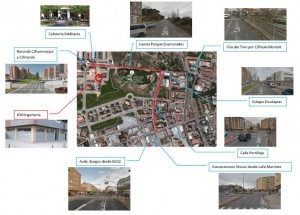 Como llegar ICM Ingenieria Logroño