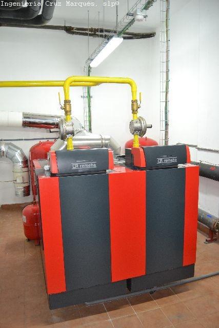 Servicios energ ticos sala calderas c marqu s de murrieta for Gas natural servicios