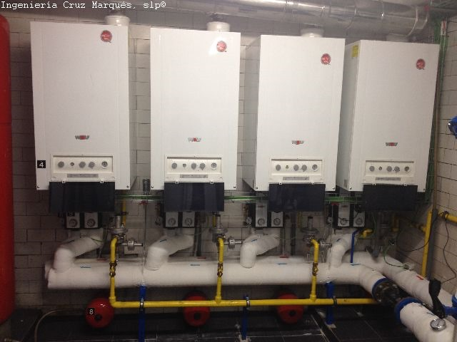 Servicios energ ticos sala calderas en juan xxiii en - Calderas gas natural ...