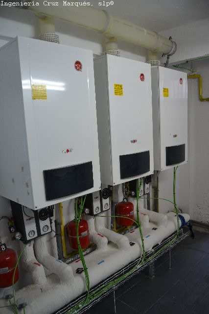 Servicios energ ticos sala calderas en angel hiribidea en for Gas natural servicios