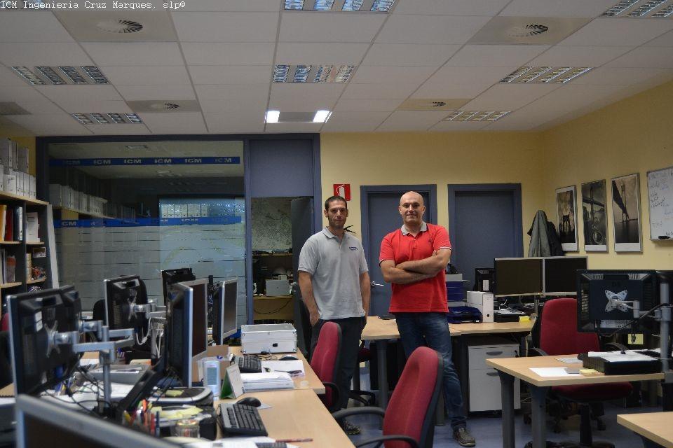 Icm cambia la iluminaci n de sus oficinas a led en pro del for Oficinas de ing